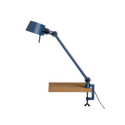 BOLT desk lamp - single arm - with clamp by Tonone