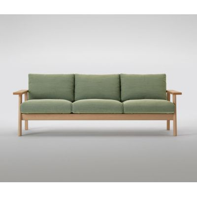 Bruno Three Seater Sofa by MARUNI