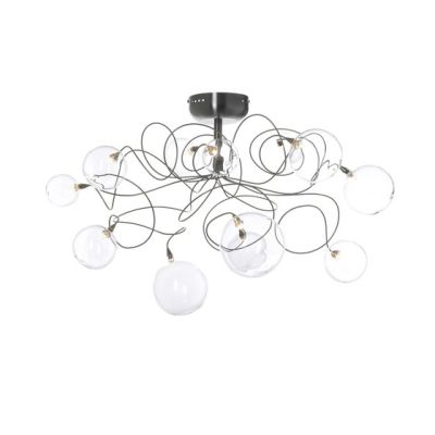 Bubbles ceiling light 12 by HARCO LOOR