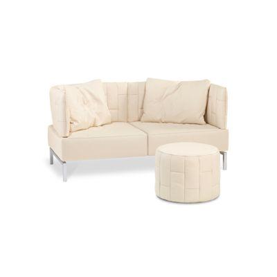 Calypso Sofa I Pouf by Jori
