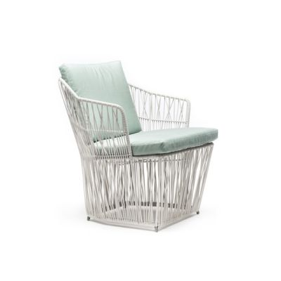 Calyx Easy Armchair by Kenneth Cobonpue