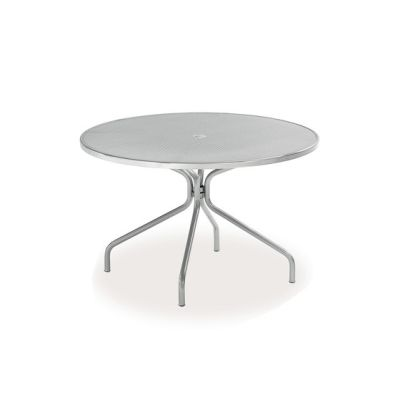 Cambi Round Table Large, Indian Brown