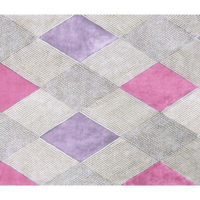 Castillon - Fuchsia - Rug by Designers Guild