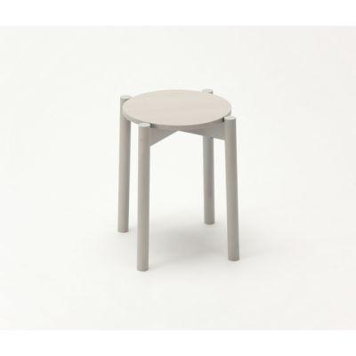 Castor Stool Plus by Karimoku New Standard