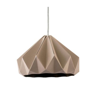 Chestnut Lamp - Chestnut Brown by Studio Snowpuppe