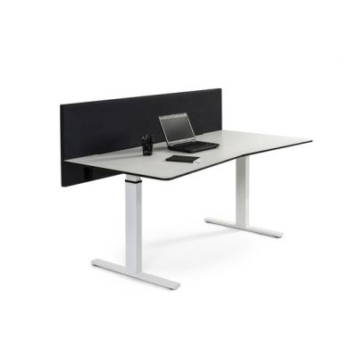 Classic Flex - electric sit & stand frame by Swedstyle