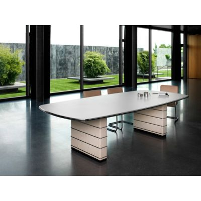 Classic Line TB 121 | TB 126 Conference table by Müller Möbelfabrikation