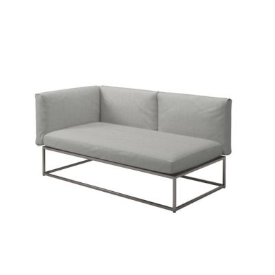 Cloud 75x150 Left End Unit by Gloster Furniture