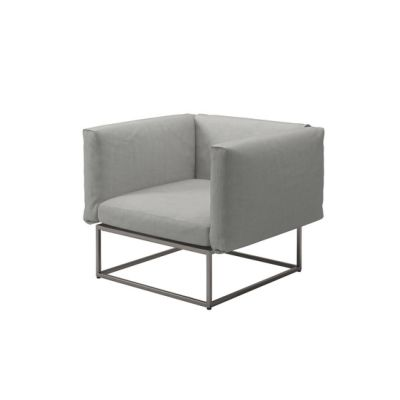 Cloud 75x75 Lounge Chair by Gloster Furniture