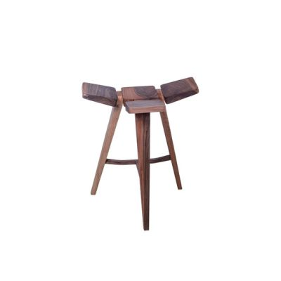 Clover Bar Stool Low by Hookl und Stool