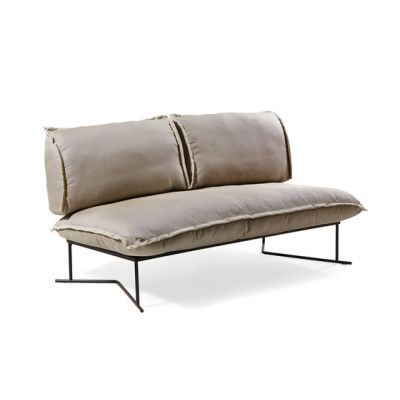 Colorado modern outdoor sofa by Varaschin