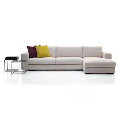 Composit | 3-seater sofa by Mussi Italy