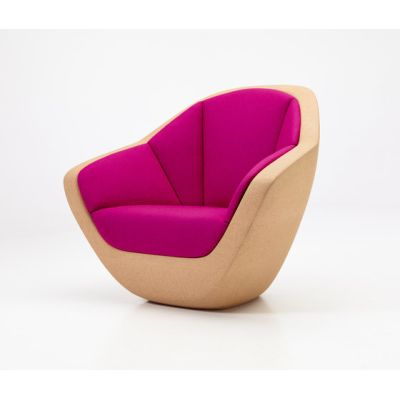 Corques Armchair by PERUSE