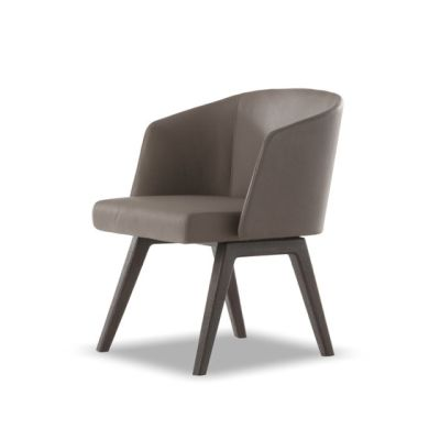 Creed Lounge Little armchair by Minotti