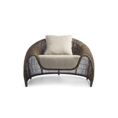 Croissant Easy Armchair by Kenneth Cobonpue