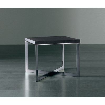Cros Low table 60 by Meridiani