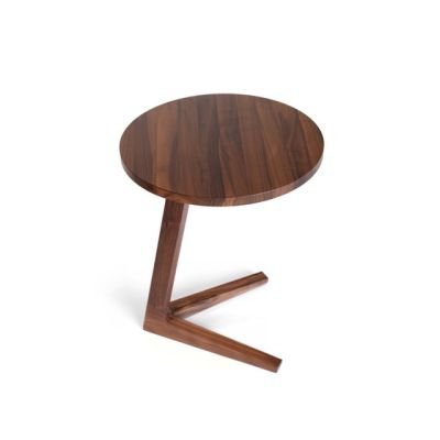 Cross side table by Case Furniture