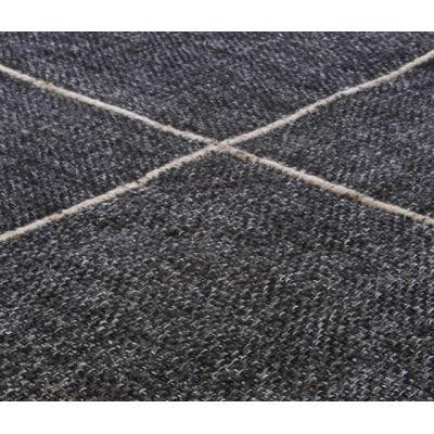 Crossline anthracite, 200x300cm