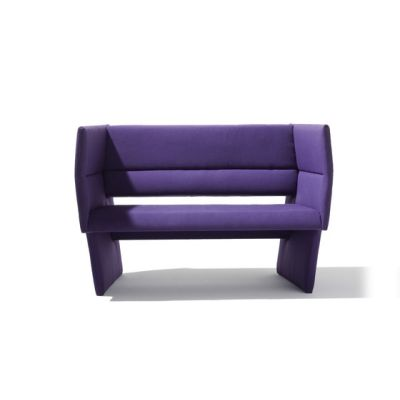 Cup sofa 2 Seater by Lampert
