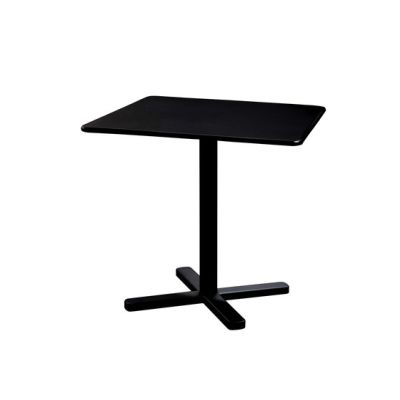 Darwin Folding Square Table Scarlet Red 50