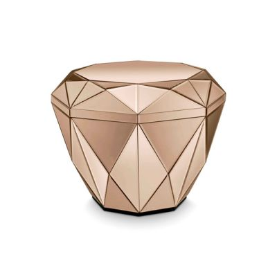 Diamond Table rose gold by Reflections by Hugau/Larsson