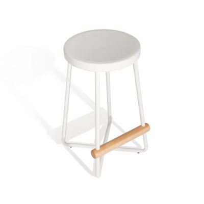 Dixon Dowel Stool Short by Sauder Boutique