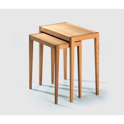 Domino III side table by Lambert