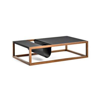 Dorsoduro coffee table by Varaschin
