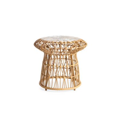 Dreamcatcher Stool 50 by Kenneth Cobonpue