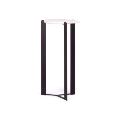 drop side table high by Skram