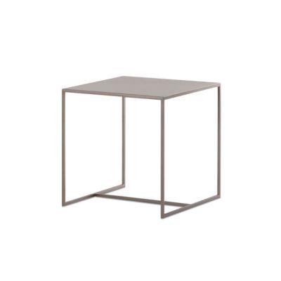 Duchamp Bronze Side table by Minotti