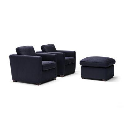 Easy Living armchair/footstool by Linteloo
