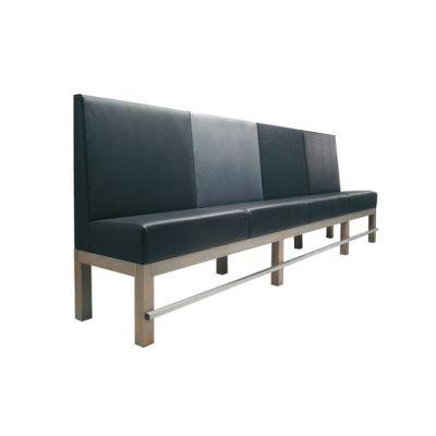 Edge Sofa High-E/62 by Hutten