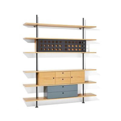 Eiermann shelving by Lampert