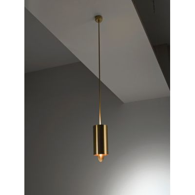 Elements | Tubo Hanging lamp MF 40 by Laurameroni