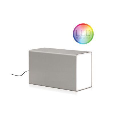 Eraser 380 silver LED by Moree