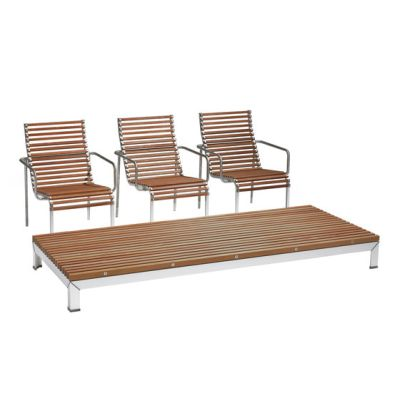 Extempore extra low table by extremis