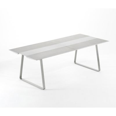 Extrados large table extendable by EGO Paris