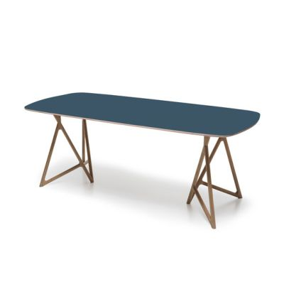 Fawn - koza table linoleum by Gazzda