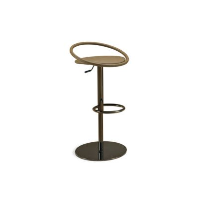 Fizzy height-adjustable stool by Frag