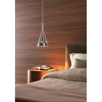 Flûte | Flûte Magnum Suspension lamp by FontanaArte