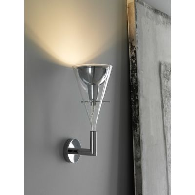 Flûte Wall lamp by FontanaArte