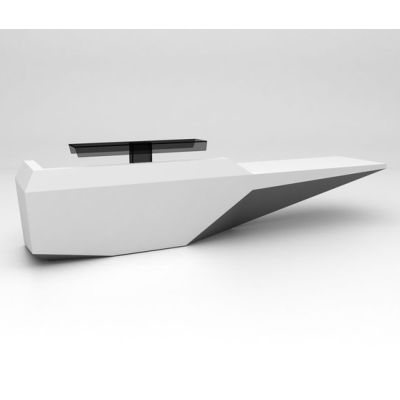 Fold Desk configuration 3 by isomi Ltd