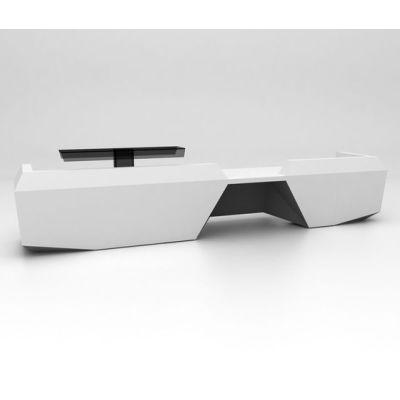 Fold Desk configuration 5 by isomi Ltd