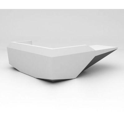 Fold Desk configuration 8 by isomi Ltd