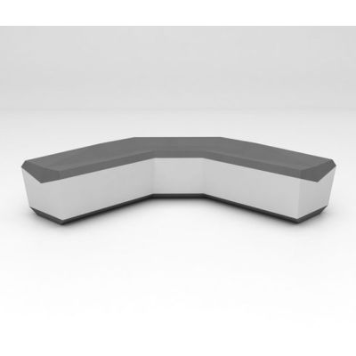 Fold Seat configuration 4 by isomi Ltd