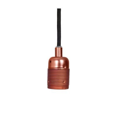 Frama E27 Pendant Copperbrown by Frama