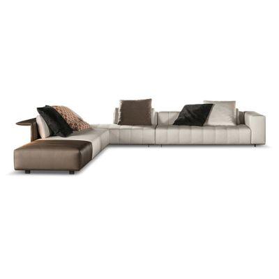 Freeman Tailor Sofa by Minotti