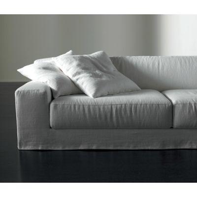 Frieman Ghost Sofa by Meridiani