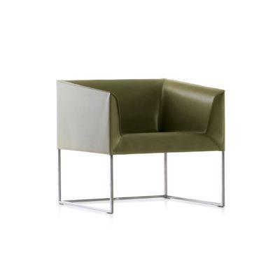 Gavi L lounge armchair by Frag